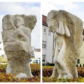 Eugen Bolz Denkmal