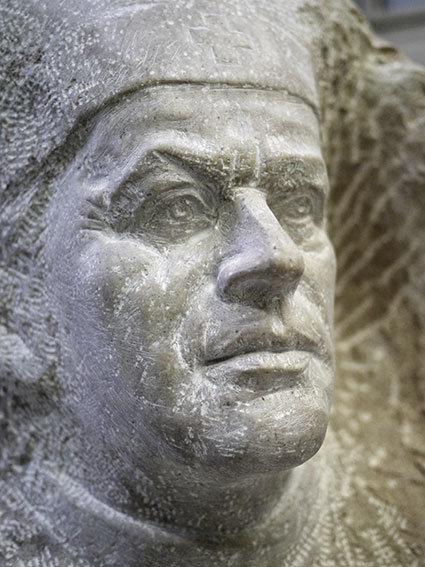 Joannes Baptista Sproll Detail