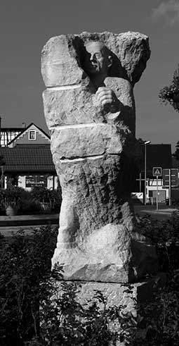 Eugen Bolz Denkmal Rottenburg 1
