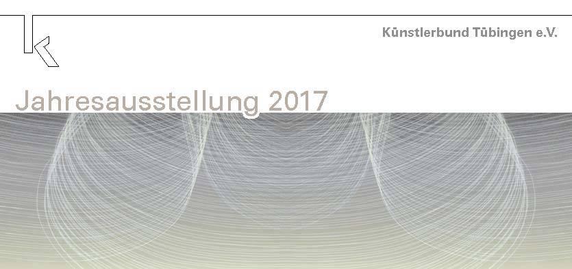 Künstlerbund-Tübingen-Jahresausstellung-2017