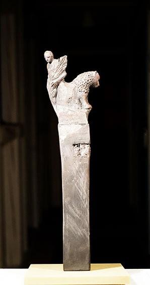 Skulptur-Stankt-Vith-Rathausplatz
